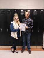 RHS Students Named Finalists for Laclede Electric Youth Tour Essay Contest