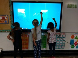 Richland Elementary installs latest technology