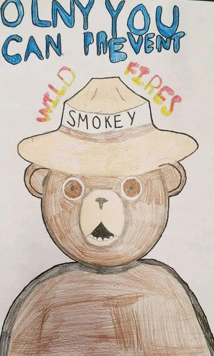 Richardson's Smokey Bear
