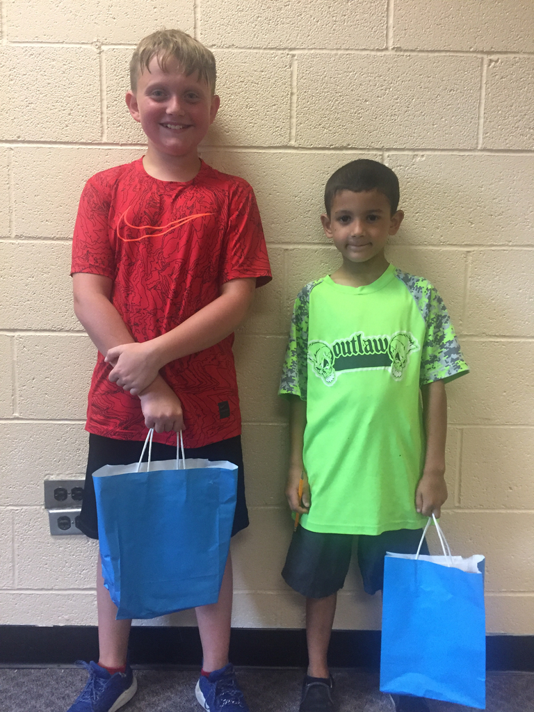 iPad winners